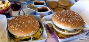 control de plagas comida